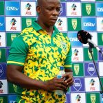 Coach Mandla Ncikazi have reached an agreement to amicably part ways - Mpumalanga Press