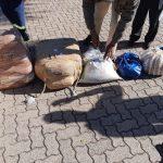 MAN ARRESTED WITH DAGGA VALUED AT MORE THAN R1 MILLION 1 - MPUMALANGA PRESS
