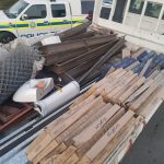 MAN ARRESTED WITH STOLEN BUILDING MATERIAL - MPUMALANGA PRESS