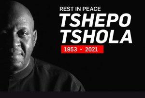 Tshepo Tshola - Mpumalanga Press